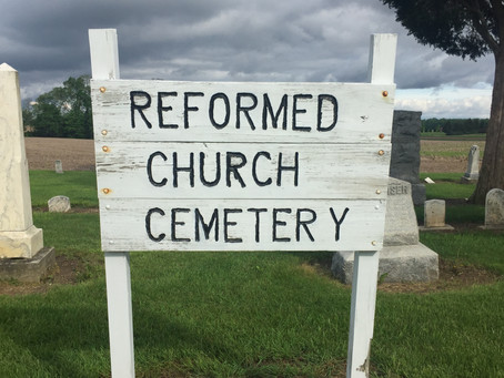Cemetery Visits Continued