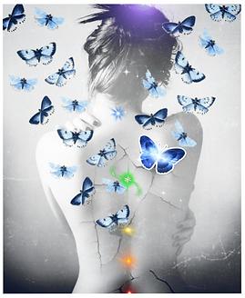 Spiritual transformation and healing. Reiki and Sound healing. Awakening.