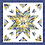 Thumbnail: Almost Alone Star Pattern by Cozy Quilt Designs