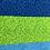 Thumbnail: Bright strip quilt
