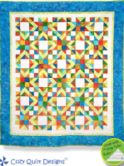 Sweet Dreams Pattern by Cozy Quilt Designs