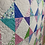 Thumbnail: Triangle square quilt