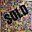 Thumbnail: Bright Batik Building Block Quilt-SOLD
