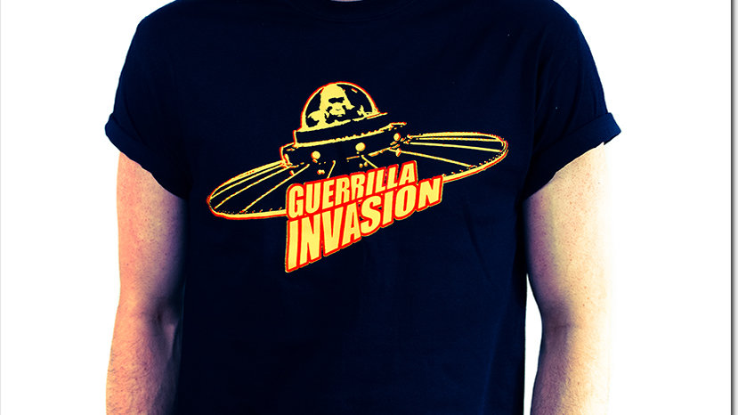 Guerilla Invasion T-Shirt
