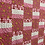 Thumbnail: Pink baby quilt