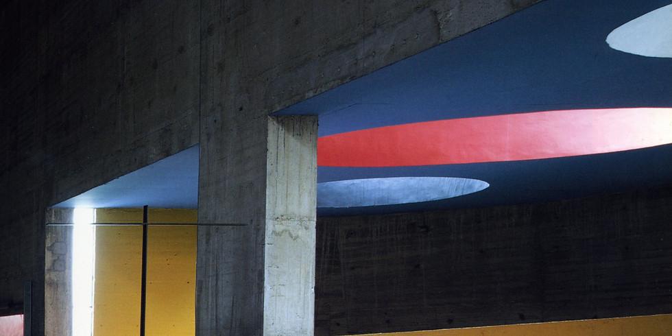 Priska Meier Lichtkonzepte, Architekturvortrag
