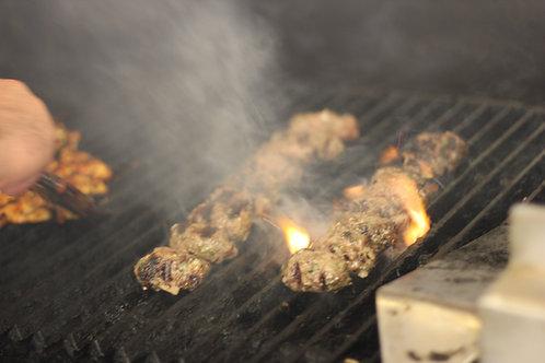 Kebab Hummus