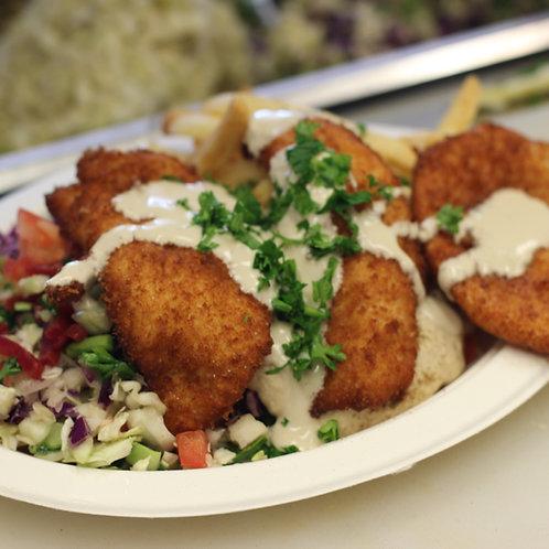 Shnitzel Plate