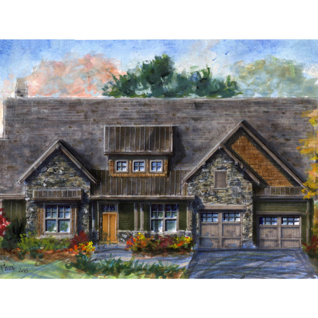 Luxury Craftsman Lot/Home package is now available by Matthews Custom Built Homes!