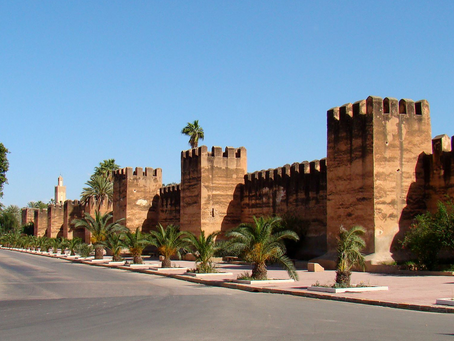 Our Retreat in Southern Morocco