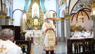 【劉振忠總主教70歲感恩聖祭】信守承諾 忠誠事主