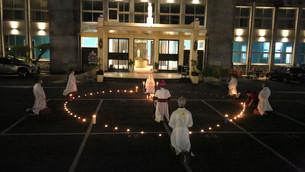 高雄教區為新冠肺炎疫情平息祈禱