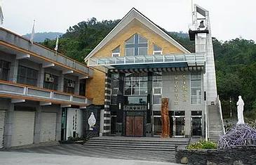 武潭無染原罪聖母堂