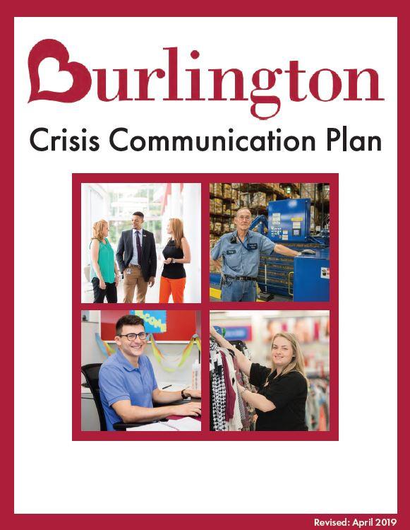 Corporate Crisis Communication Plan