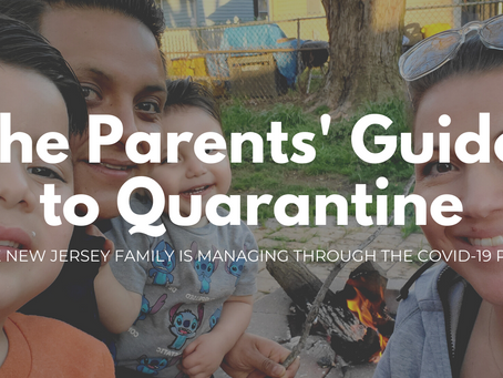 The Parents' Guide to Quarantine