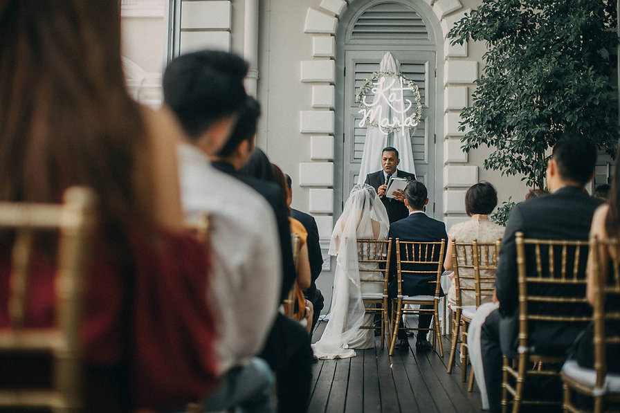 Custom Neon Light for Wedding Singapore