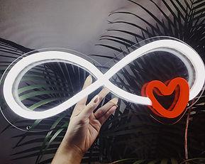 Confetti Dreams Neon Light Neon Sign Singapore