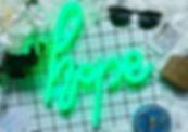 Neon Light Bulb from Confetti Dreams Neon Signs