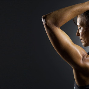 The secret to lose those flabby arms is easier than you think