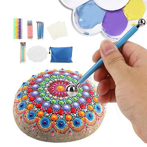 Mandala Painting Dotting Tool Kit