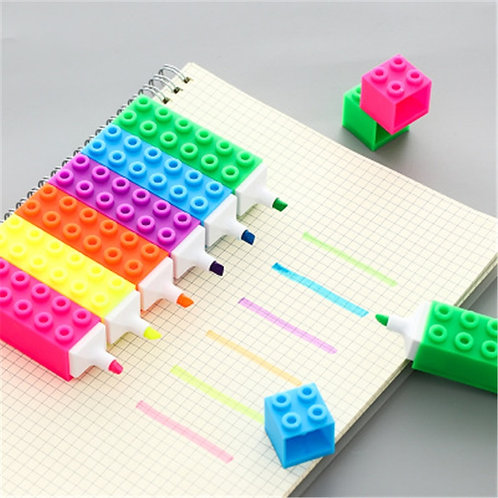 Block Color Markers