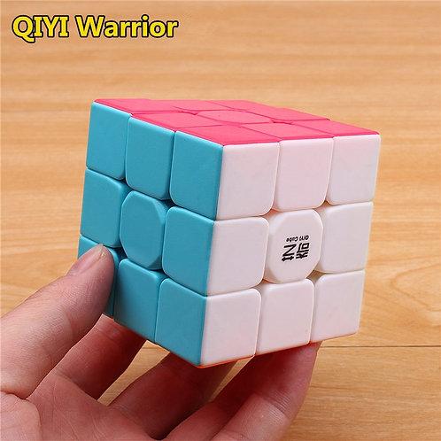Qiyi Warrior S Stickerless 3x3