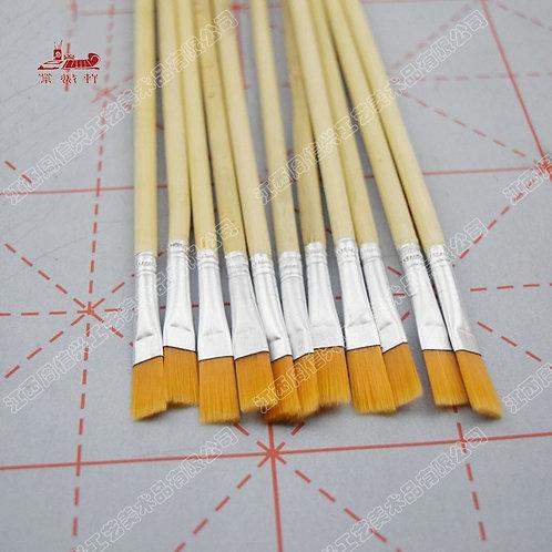 100 pack Paint Brush Set