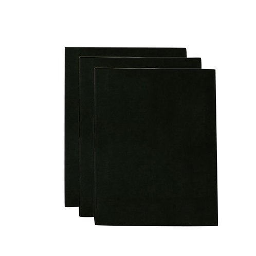 Black Canvases
