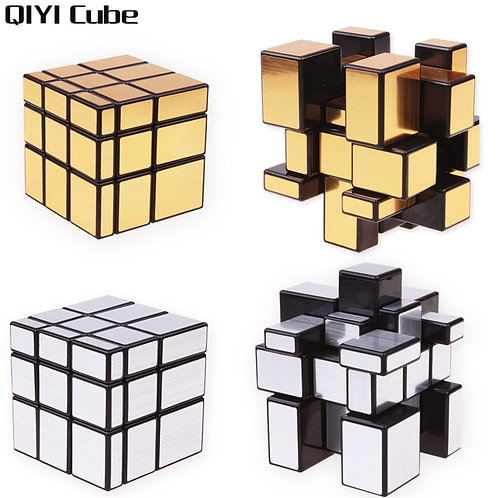 QIYI Mirror Cube Magic Speed 3x3