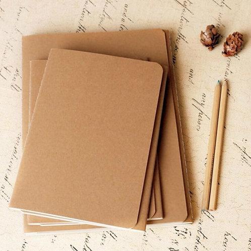 Cowhide Paper Sketchbook