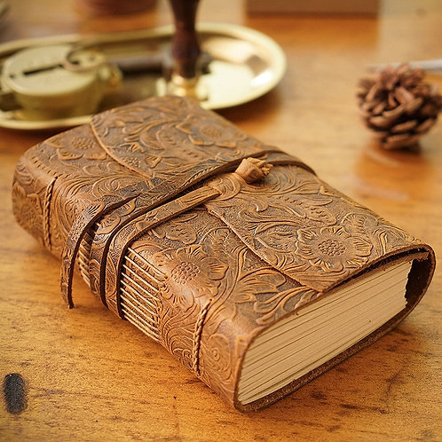 Thick Leather Journal