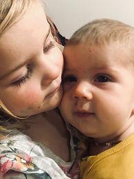 baby love, Dargatz children