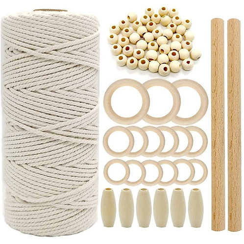Macrame Kit Wall Plant Hanger