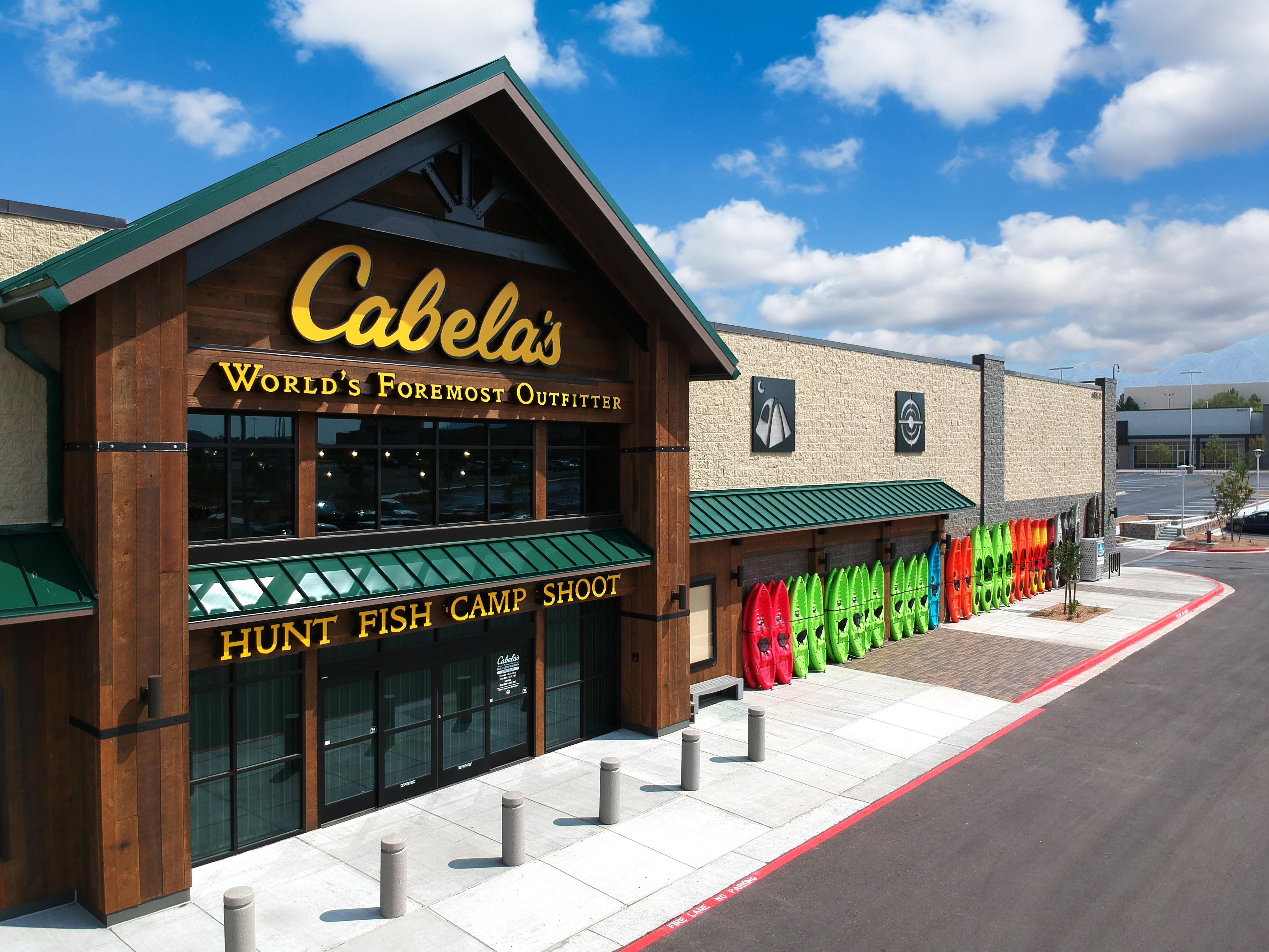 Cabelas El Paso Tx >> Cabela S Set To Open In New 100 Million West El Paso Center