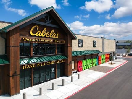 Cabela's set to open in new $100 million West El Paso center