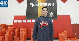 Teen Spends $25K Bar Mitzvah Money to Buy Hundreds of Shoes for Others