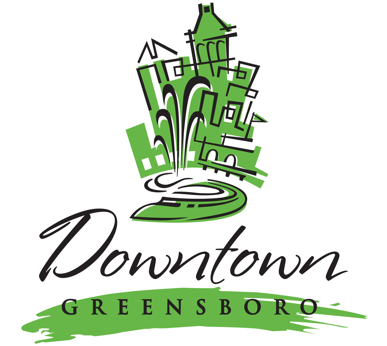 Downtown Greensboro