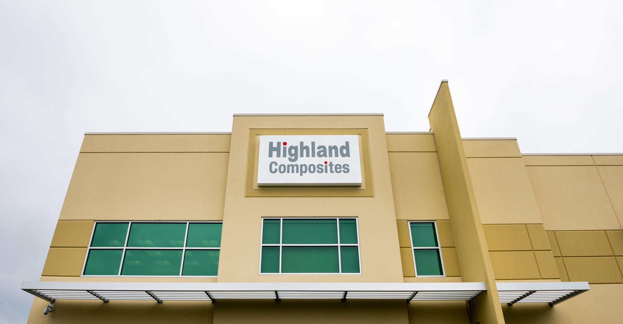 HIGHLAND COMPOSITES