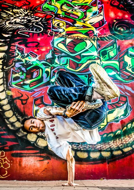 代々木公園 グラフィティー ウォールペイント ブレイクダンス ヒップホップ bboy プロフィール アー写 画像 写真 撮影 カメラマン 写真家 フォトグラファー