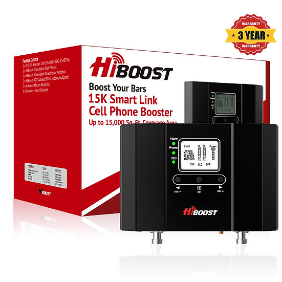 Hi-Boost 15K Kit