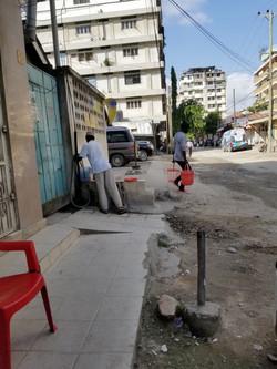 Sykes Street, Tanzania