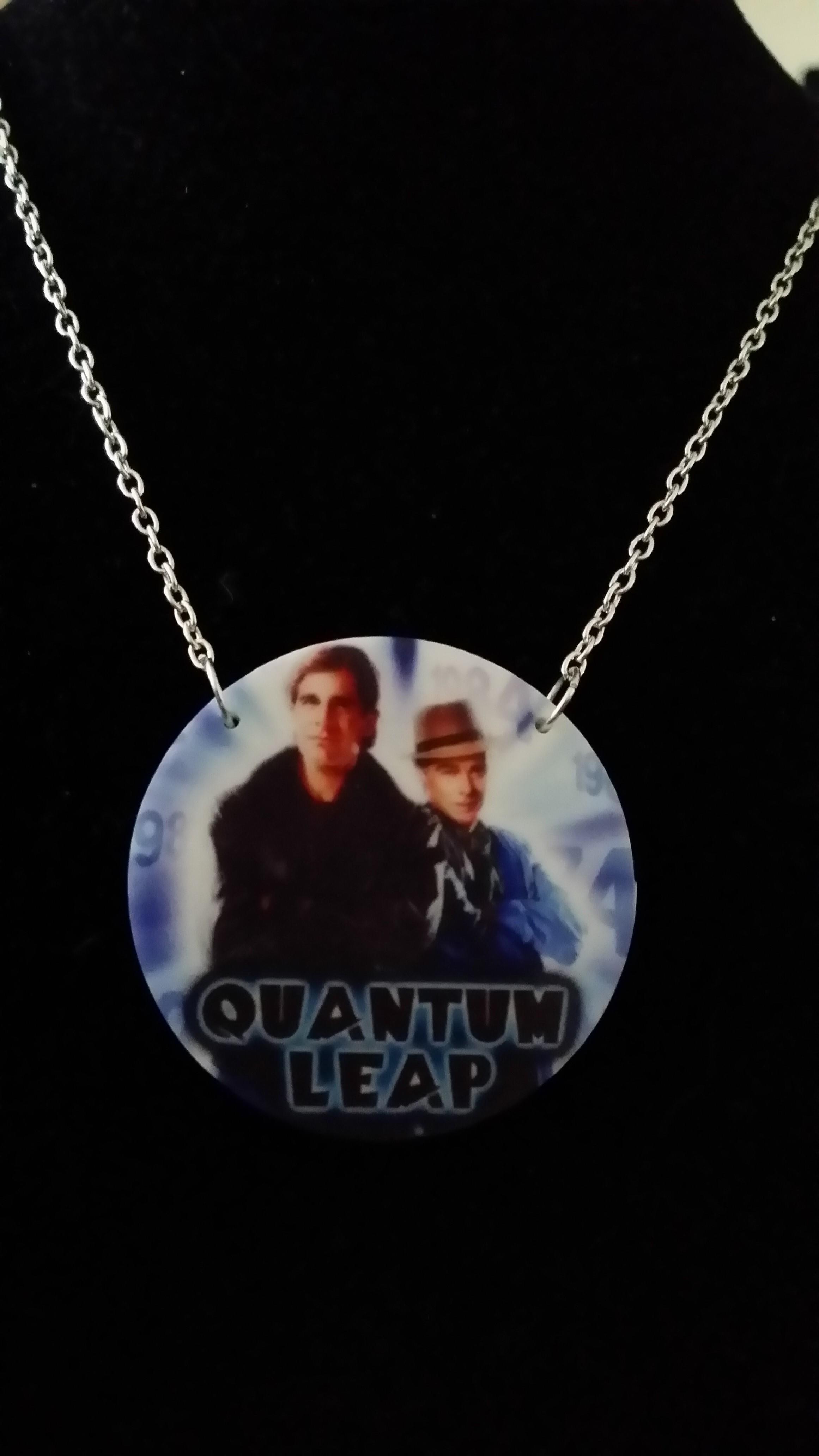 Quantum Leap Necklace