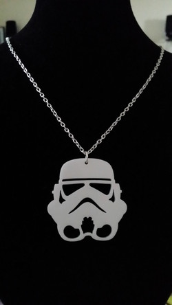 Stormtrooper Necklace