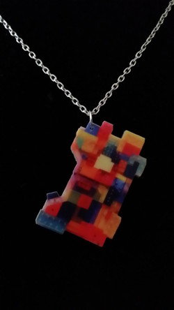 Quantum Leap Ziggy Necklace
