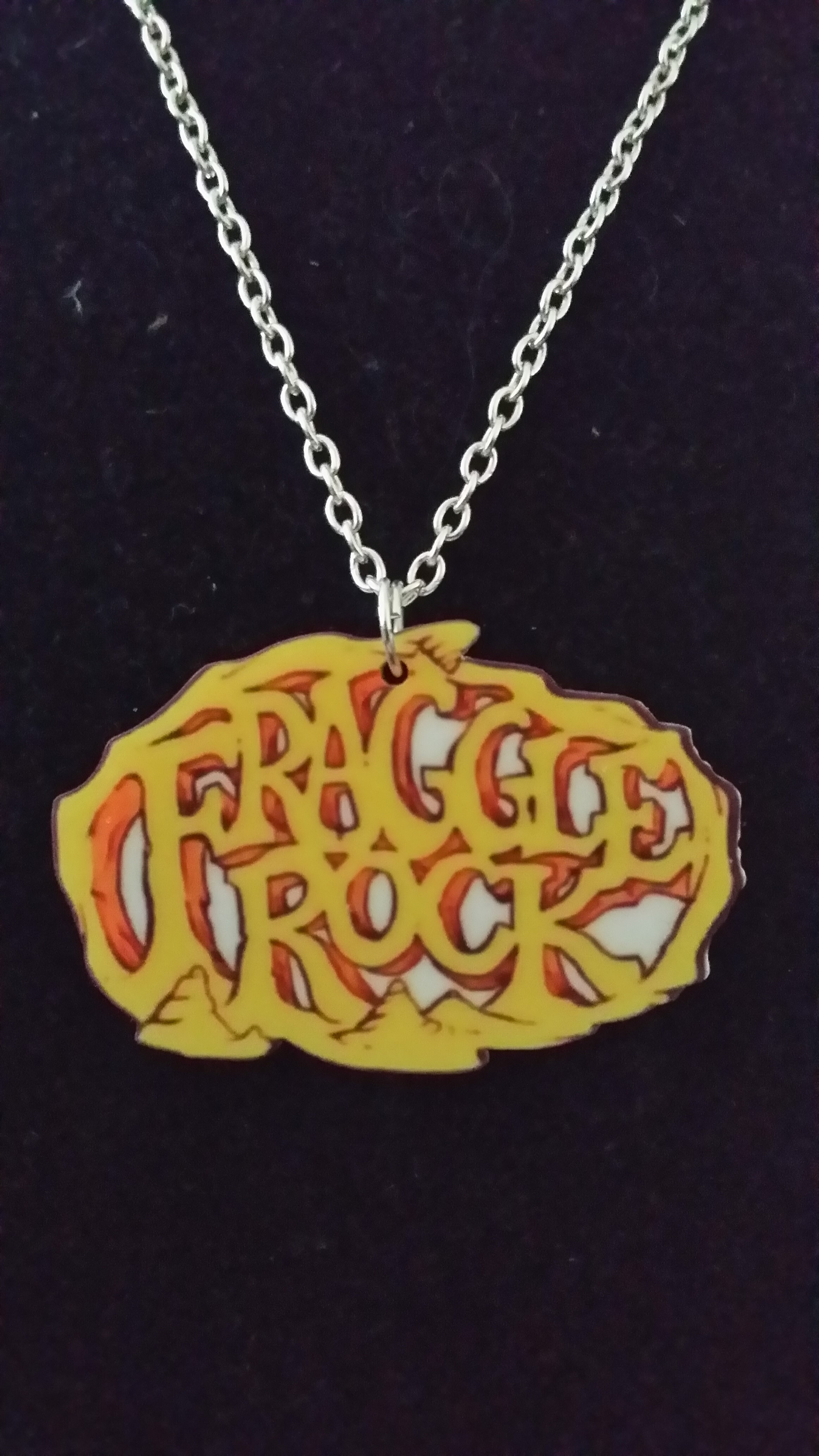 Fraggle Rock Necklace