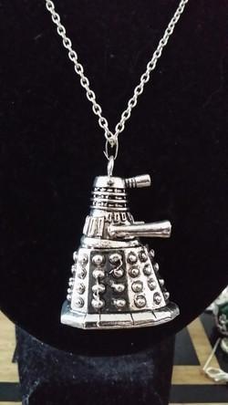 3D Dalek Necklace