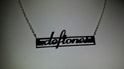 Deftones Necklace