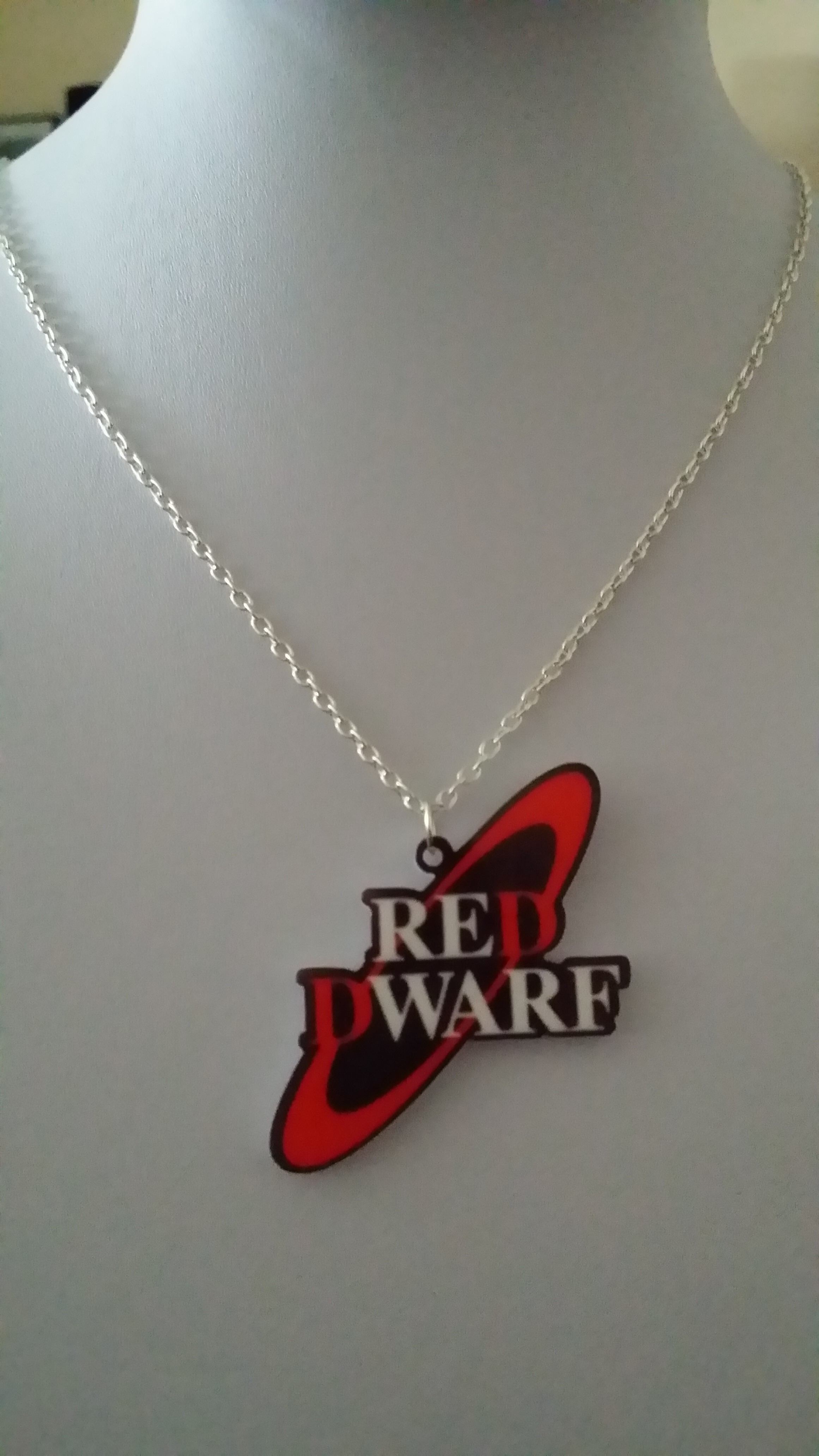 Red Dwarf Necklace