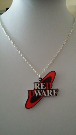 Red Dwarf Necklace