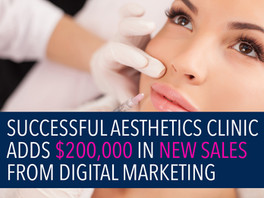 IFAAS Online MBA: Digital Marketing for Aesthetic Science-Based Businesses in 2018